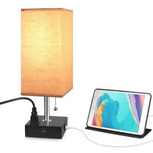 Seealle USB Table Desk Lamp