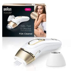 Braun IPL Hair Removal