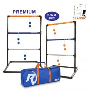 Rally and Roar Ladder Ball Outdoor Toss Game