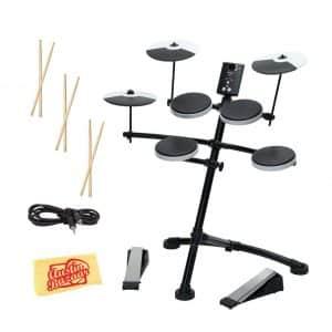 Roland TD-1K Electronic Drum Kit Bundle
