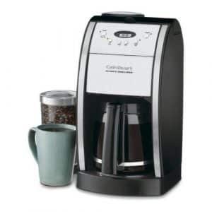 Cuisinart Grind Brew Coffeemaker
