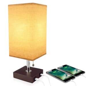 Acaxin Bedside USB Lamp