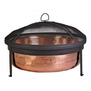 CobraCo SH101 Hand Hammered Fire Pit