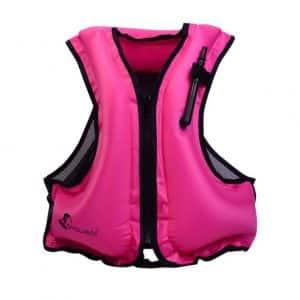 Kingswell Portable Snorkeling Vest