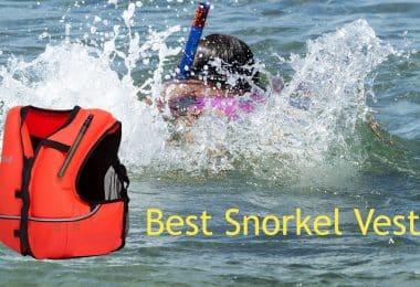 snorkel vests