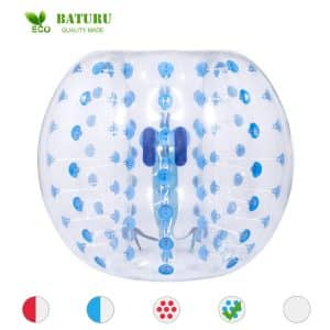 BATURU Inflatable Bumper Bubble Ball