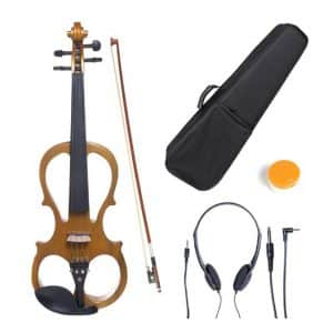 Cecilio 4/4CEVN–IY Electric Violin