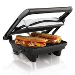 Hamilton Beach 25460A Sandwich Maker Panini Press