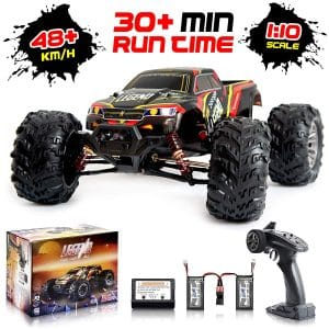 1:10 Scale Large Remote Control Car 48km/h+ Speed