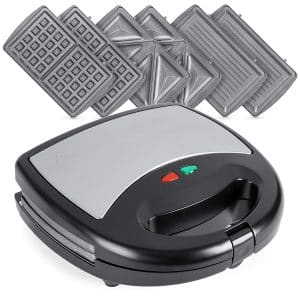 Best Choice Products 3-in-1 Non-Stick 750W Sandwich Maker