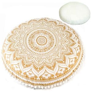 Mandala Life ART Floor Cushion