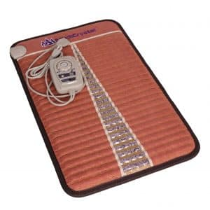 Far Infrared Amethyst Mat by MediCrystal