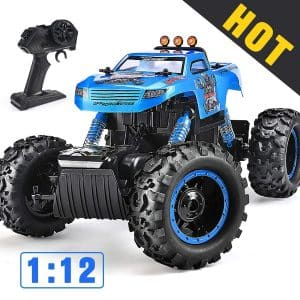 NQD Remote Control 4WD 2.4 GHz High-Speed Racing Car