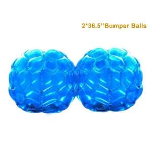 PACKGOUT Inflatable Bumper Balls