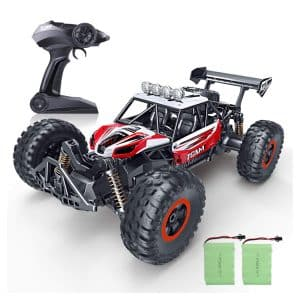 SPESXFUN Newest 2.4 GHz High-Speed Remote Control Car