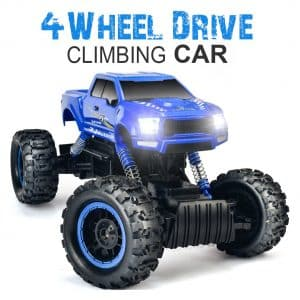 DOUBLE E 1:12 RC Cars Monster Truck 4WD