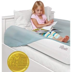 The Shrunks Wally Inflatable Bed Rail 2 Count