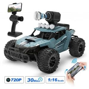 DEERC RC 720P Remote Control Car Truck