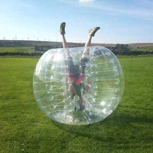 Holleyweb Inflatable Bumper Bubble Ball