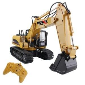 RC Truck Remote Control Excavator Crawler Tractor