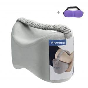 Aocome Knee Pillow for Side Sleepers