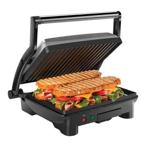 Chefman Panini Non-Stick Press Grill and Gourmet Sandwich Maker