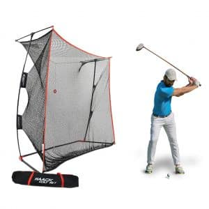 Rukket Golf Net Pro for Indoor and Outdoor use