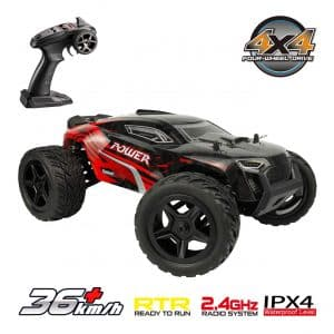 Hosim All-Terrain Waterproof RC Off-Road 2.4GHz Remote Control Car