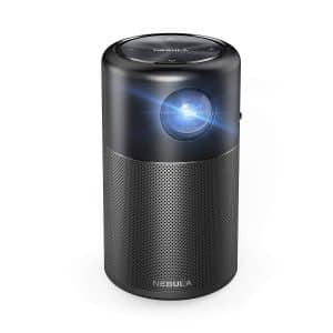 Anker Mini Projector, DLP, 360° Speaker