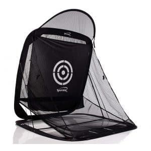 Spornia SPG-7 Golf Net with Automatic Ball Return