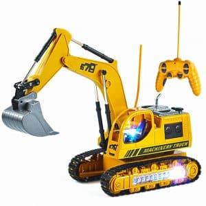 Mioshor RC Remote Control Excavator Toy