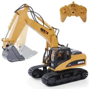 RC Excavator Construction Tractor