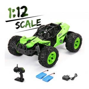 SainSmart Jr. Off-Road Cars for Kid 2.4 GHz Monster Vehicle