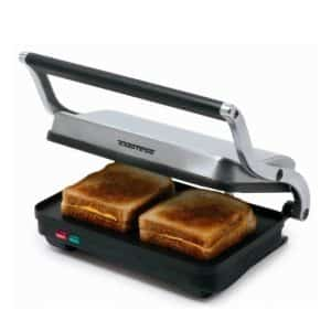 Toastess International Stainless Steel Sandwich Grill