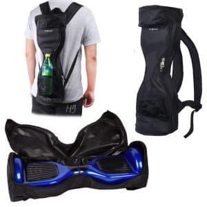 ECO-FUSED-Waterproof Backpack with Adjustable Shoulder Straps