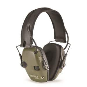 Howard Leight Shooting Earmuff, Classic Green (R-01526)