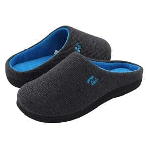 RockDove Two-Tone Memory Foam Slipper