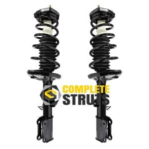 Rear Quick Compete Strust And Coils For 93-02 Toyota Corolla