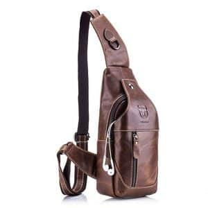 WeeDee Men's Sling Bag