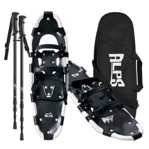 ALPS Adult All Terrian Men Women Youth Snowshoes set