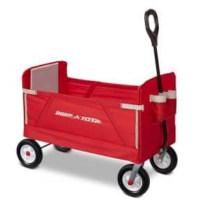 Radio Flyer Folding Wagon