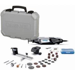 Dremel 4000-2/30 Variable Speed 120-Volt Corded Rotary Tool Kit