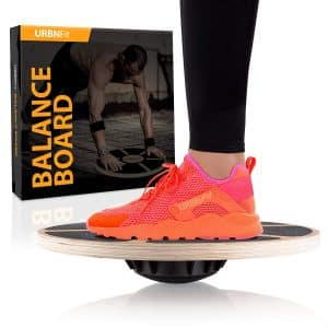 URBNFit Balance Board for Ballet and Dance Trainer