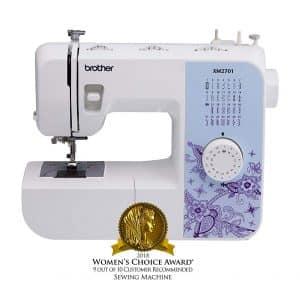 Brother XM2701 27-stitch free arm sewing machine