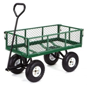 Gorilla Carts Beach Wagon