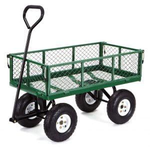 Gorilla Carts Beach Wagon