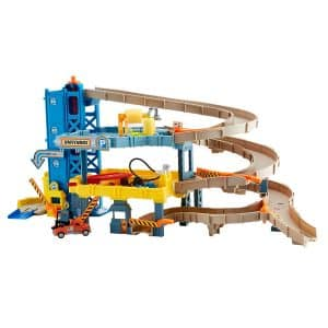 Matchbox 4-Level Mission Garage Playset