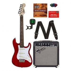 Squier by Fender Short Scale Stratocaster
