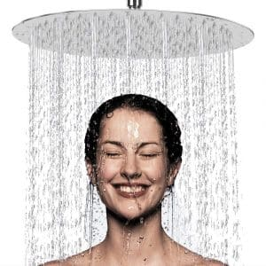 12-Inch Rain Shower Head