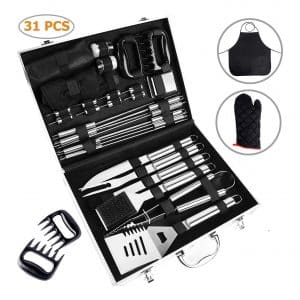 Ohuhu BBQ Tools Set